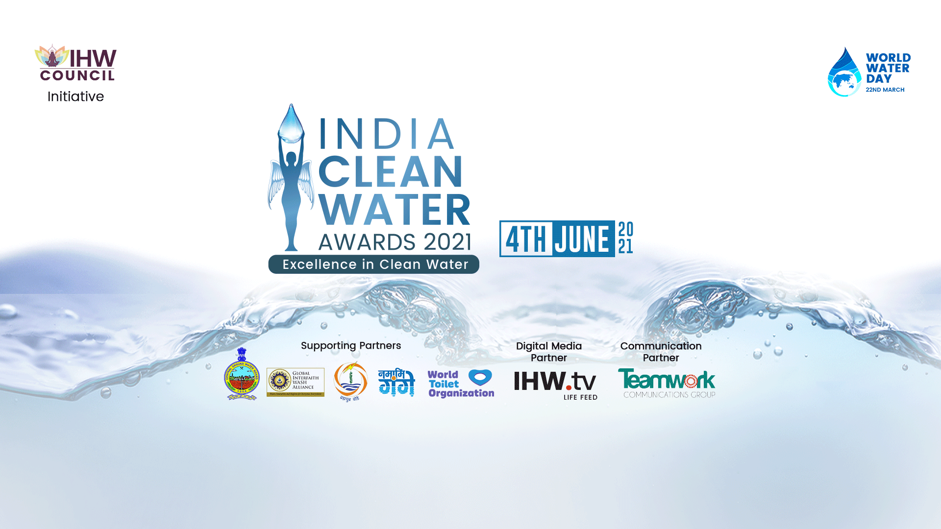 India Clean Water Awards